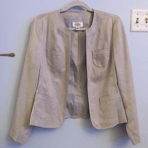 Talbots Suede Jacket